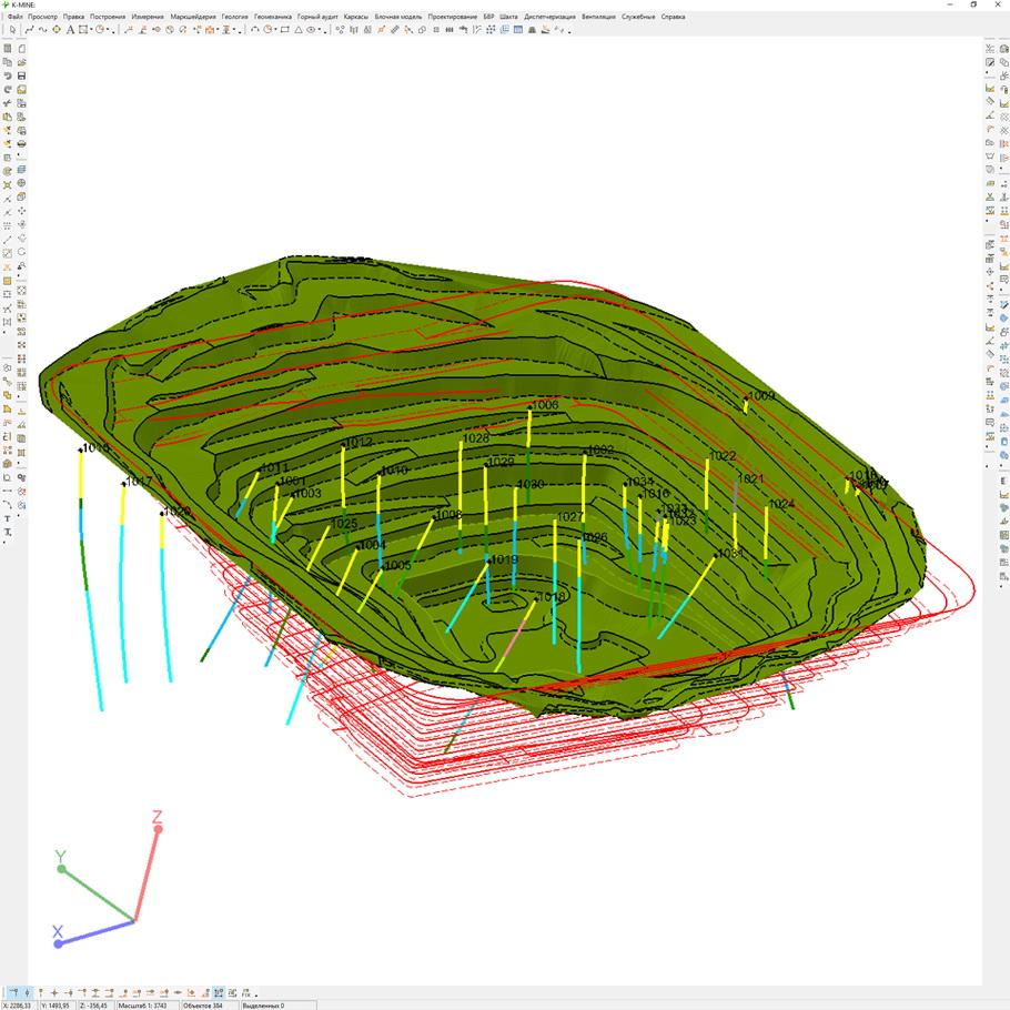 Creacion de modelos digitales