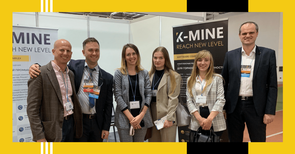 K-MINE participates in MiningWorld Ukraine