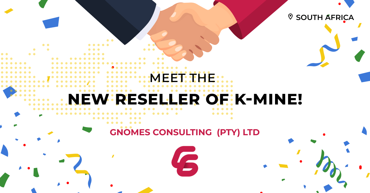 Great news! Gnomes Consulting has joined our reseller network on the African continent!