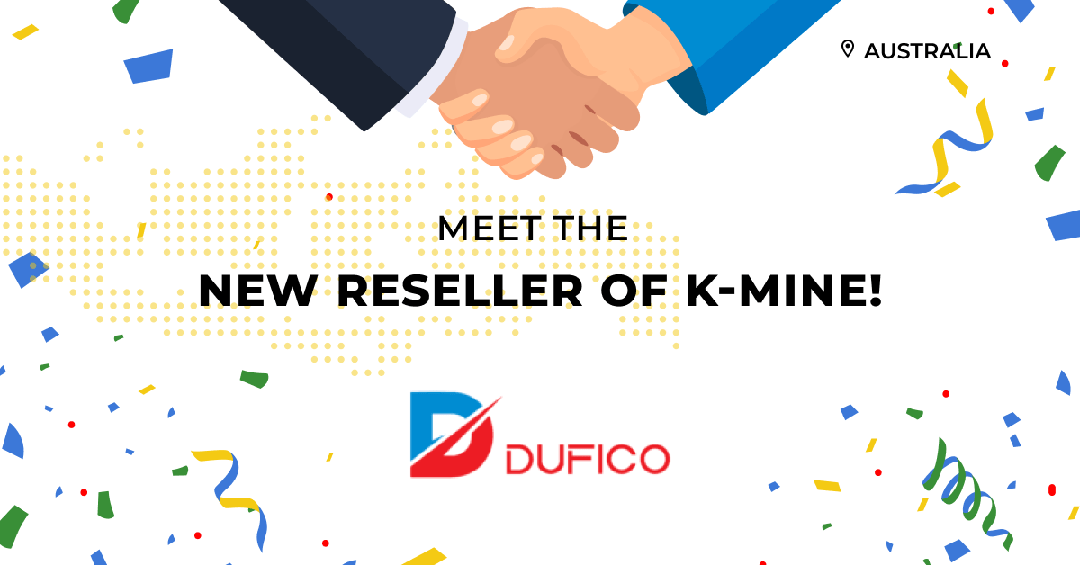 We are happy to announce Dufico Consulting became our official reseller in Australia!