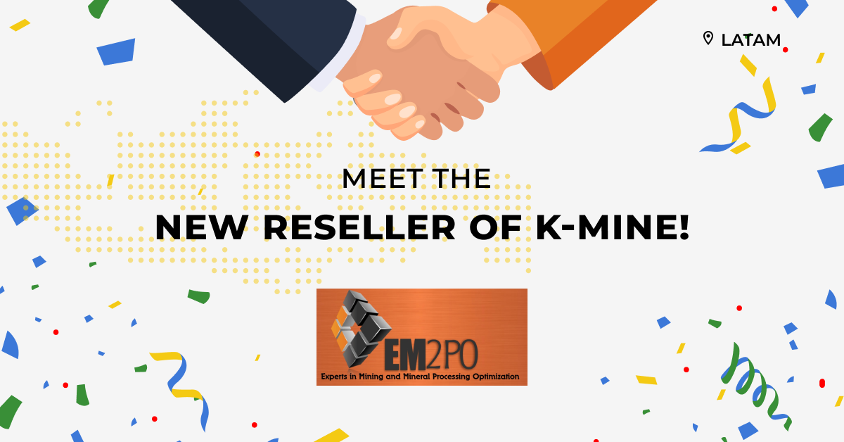 We are happy to announce that EM2PO has become our official partner in LATAM!