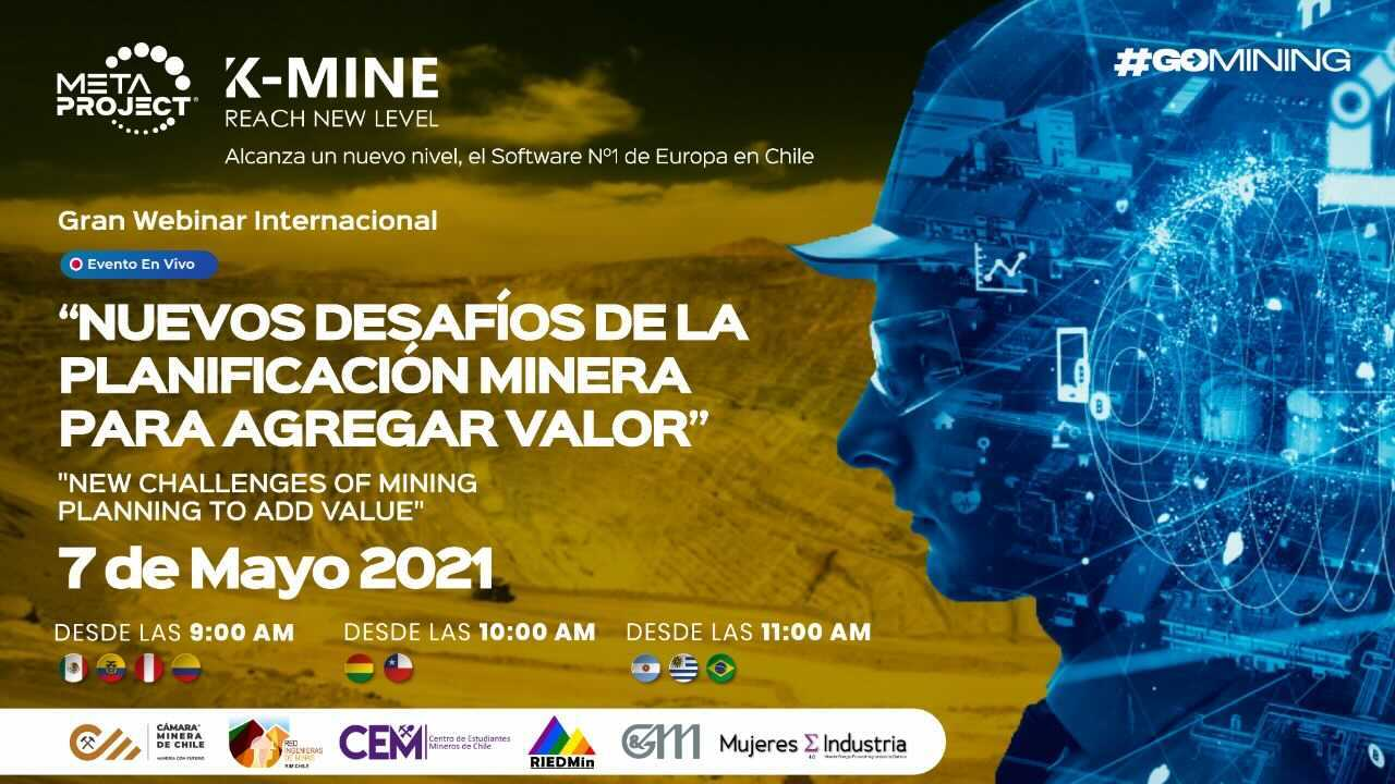 "Seminario web ""Metaproject con K-MINE"""